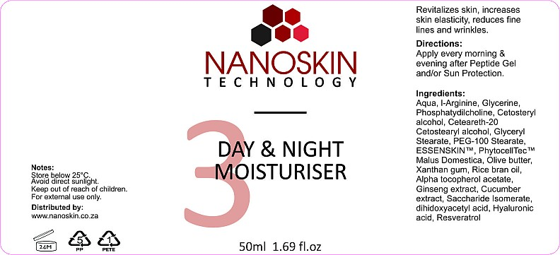 day night moisturiser with pentavitin
