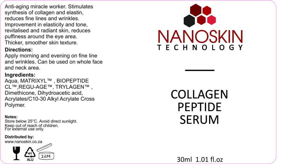 small-Collagen peptide serum